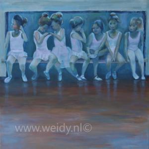 Balletklas van Femke